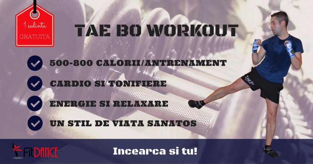 Tae Bo Workout
